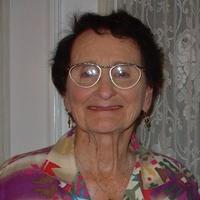 Betty Ann White Del Gallo